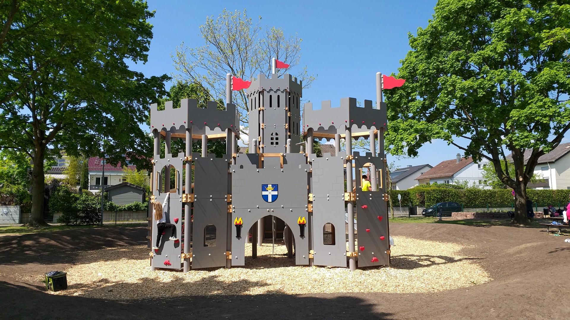 Spielkombination Burg
